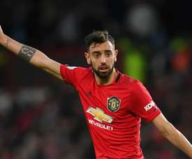 McTominay hails 'born winner' Fernandes and relishes Matic midfield competition. AFP