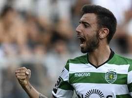 Gigantes da Itália querem Bruno Fernandes. Goal