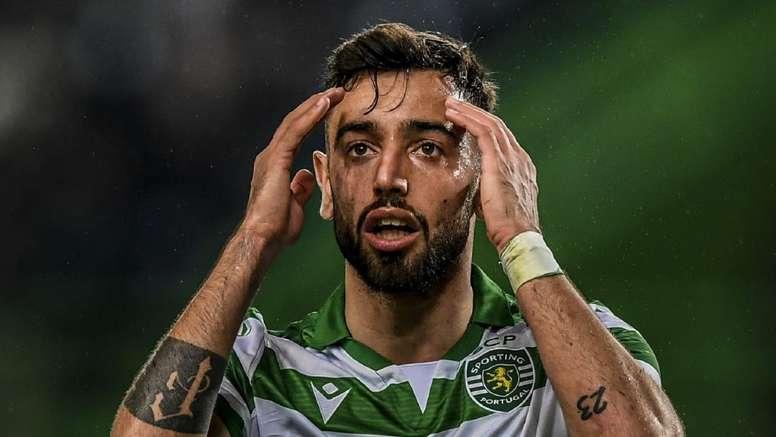 Le Sporting fait tout pour retenir Bruno Fernandes. Goal