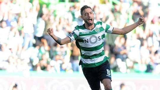 Fernandes est libre. Goal