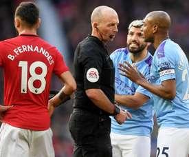 Ilkay Gundogan is not happy with Bruno Fernandes. GOAL