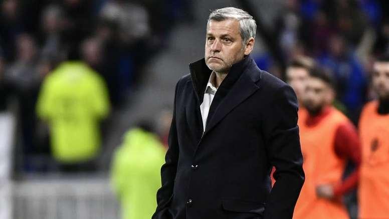 Genesio confiant pour Lyon. goal