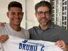 Juninho aposta em Bruno Guimarães para ser o... novo Juninho. GOAL