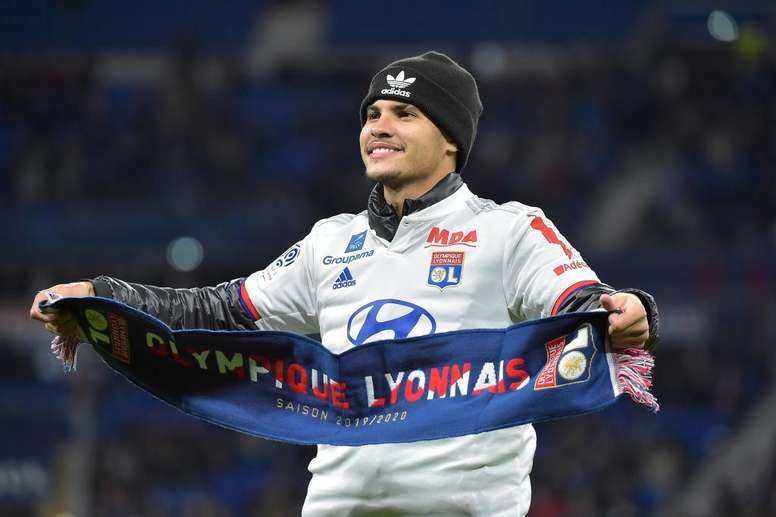 'Je me sens déjà à la maison à Lyon'. GOAL