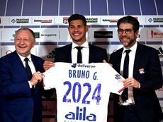 Aulas livre les détails financiers de l'arrivée de Bruno Guimaraes. Goal