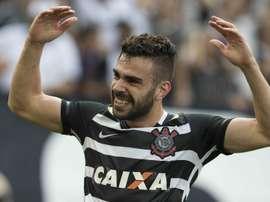 Bruno Henrique chega para ajudar o Palmeiras no segundo semestre de 2017