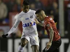 Independiente 0 x 0 Santos: Peixe segura pressão na ida em Avellaneda