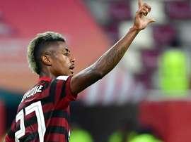 Bruno Henrique assinou até 2023 e ganhou aumento salarial. Goal