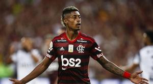 Agente detalha trabalho com Bruno Henrique. Goal
