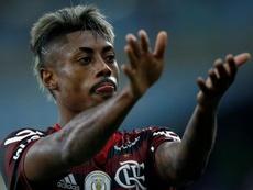 Bruno Henrique garante estar 100% para Mundial e fala de futuro no Flamengo. Goal