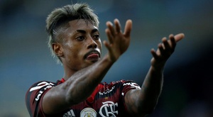 Bruno Henrique elogia Flamengo e se derrete pelo Real Madrid. Goal