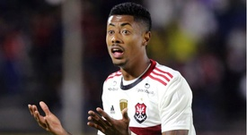 Marcos Braz diz que Bruno Henrique está chateado. Goal