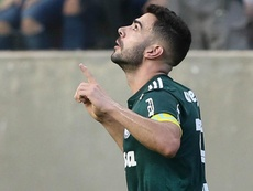 Bruno Henrique supera marca de Galeano no Palmeiras. Goal