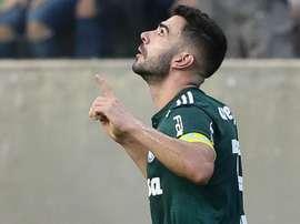 Nada de China! Palmeiras acerta renovação com Bruno Henrique. Goal