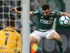 Bruno Henrique lamenta empate com o Flamengo após Palmeiras ter saído na frente