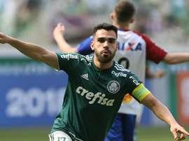 Bruno Henrique ganhou seu espaço no Palmeiras. Goal