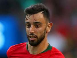 Mendes casts doubt over Fernandes to Manchester United deal. GOAL