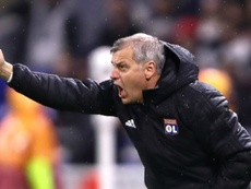 Lyon were held to a late draw. GOAL