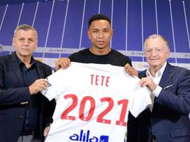 Tete is ready to put a frustrating season at Ajax behind him after joining Lyon. GOAL