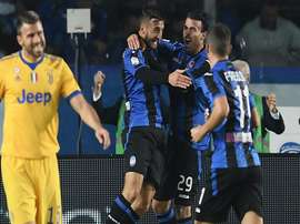 La Juve cale à Bergame. Goal