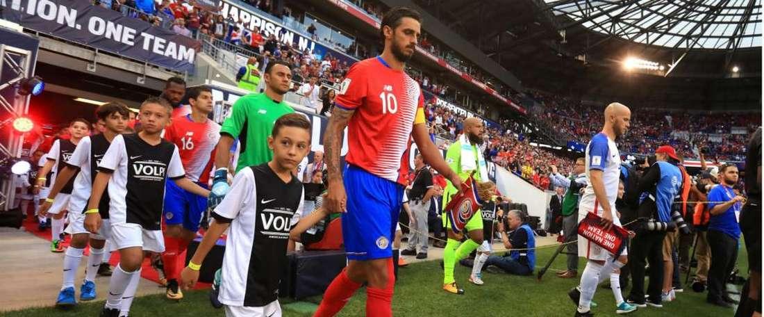 Costa Rica confiante para duelo com o Brasil. Goal
