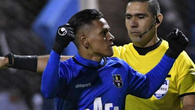Bryan Velazquez gave his side victory in dramatic fashion. GOAL