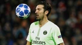 Italian wanted another footballing challenge. GOAL