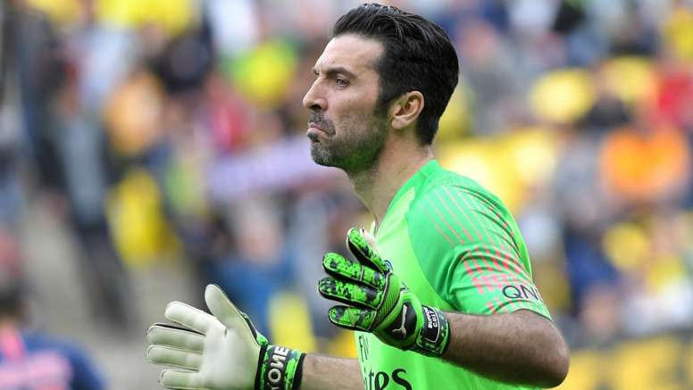 Gianluigi Buffon is likely to stay one more year in Paris. GOAL