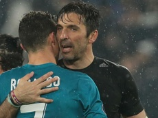 Buffon relishing 'splendid gift' of playing with Ronaldo. Goal