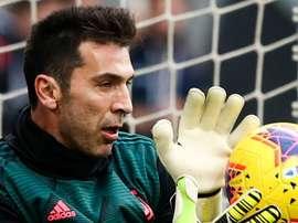 Buffon raggiunge Del Piero. Goal