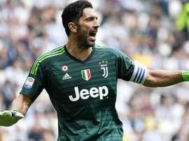 Por sonho da Champions, Buffon confia título inédito às mãos de uma nova Juventus