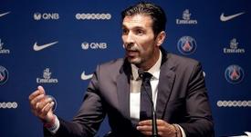 Buffon encense Mbappé. Goal