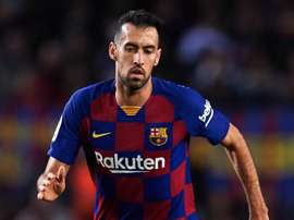 Sergio Busquets was a late withdrawal prior to Barcelona-Real Madrid. GOAL