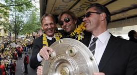 Il CEO del Borussia Dortmund, esalta la Juventus. Goal