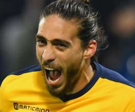 Caceres has joined Lazio from Verona. GOAL