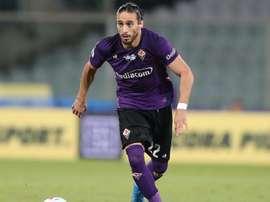 Caceres Fiorentina 2019