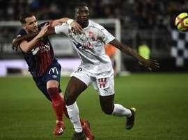 Amiens enfonce Caen. Goal