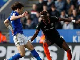 Chelsea prend un point à Leicester grâce à un doublé de Rüdiger. Goal