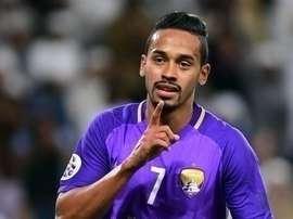 Caio diz Ramos é um grande defensor. AFP