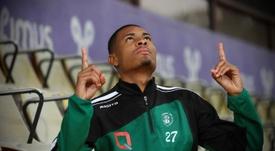 Caio Roque vê futebol na Bélgica mais intenso e exigente táticamente. EFE