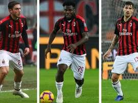 Porblemi per il Milan. Goal