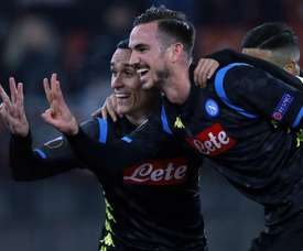 Zurigo-Napoli 1-3: Tris azzurro, ottavi di finale ipotecati