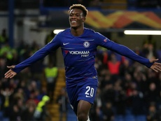 Zola dismisses fans saying Hudson-Odoi plays enough. GOAL