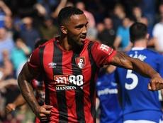Bournemouth monte sur le podium en Premier League. AFP