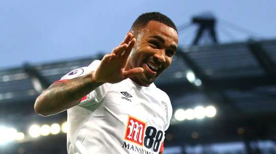 The Bournemouth boss insists that no offers have arrived for his star striker. GOAL