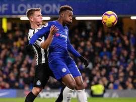 'Hudson-Odoi soon at Chelsea level'