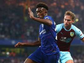 Hudson-Odoi is back from injury versus Grimsby. GOAL