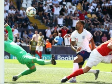 Fight for the 3rd place was marked by England's superiority. GOAL