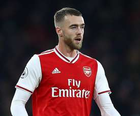 Chambers out for six to nine months. GOAL