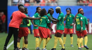 Cameroon have been criticised for their behaviour on Sunday. GOAL